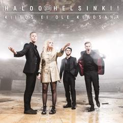 Haloo Helsinki!: Kiitos ei ole kirosana